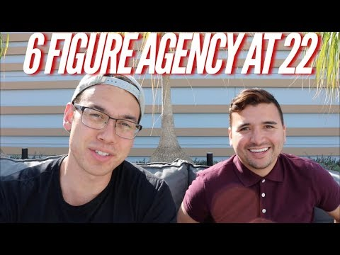 6 FIGURE Social Media Marketing Agency At 22