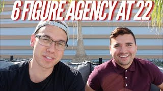 6 FIGURE Social Media Marketing Agency At 22