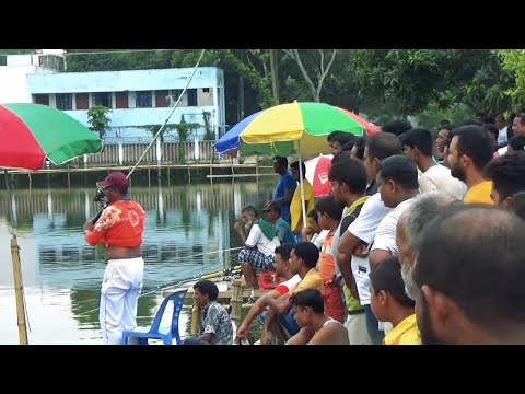 Exclusive Fishing Videos By Member Of Parliament In Bangladesh