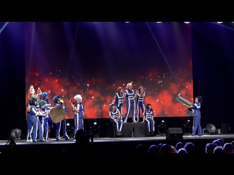 Anime Expo 2019 - Masquerade - My Hero Academia Show (Dance Corps Crew)