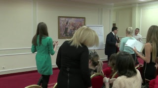 Мастер-класс Дениса Байгужина «Подарки от мужчин»