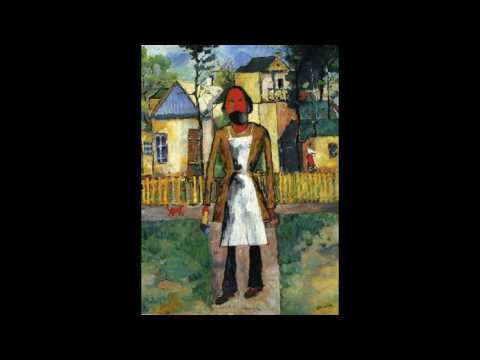 Kazimir Malevich Russian, born Ukraine. avant-garde suprematist 1878–1935