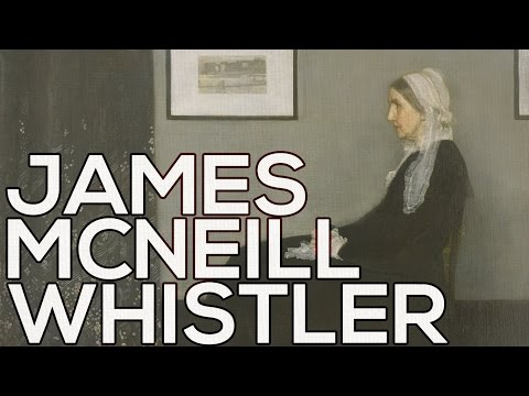 James McNeill Whistler: A collection of 239 paintings (HD)