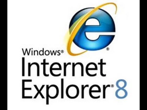 Internet Explorer 8 Mega