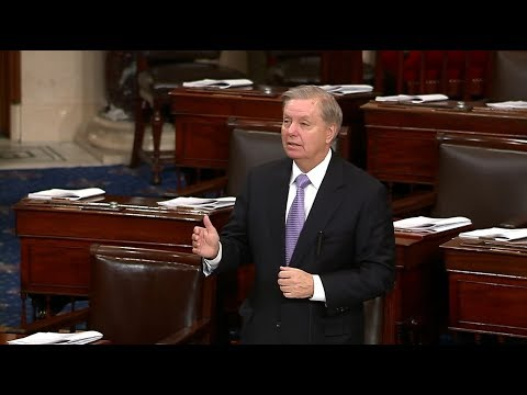 Graham Speaks on the Senate Budget and Tax Reform