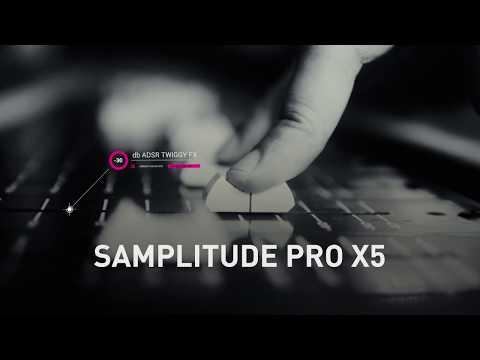 Samplitude Pro X5 Tutorial – Introduction
