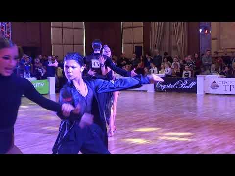 Titivkin & Kalashnikova Paso | Crystal Ball 2019 Youth 1 Latin
