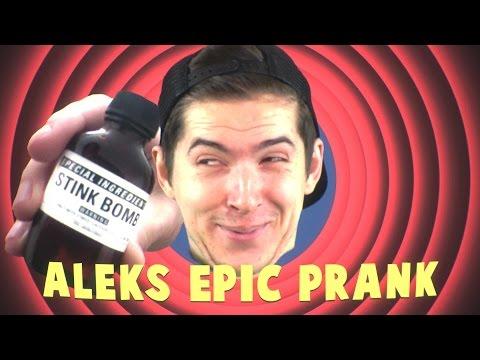 ALEKS EPIC MILITARY GRADE STINK BOMB PRANK