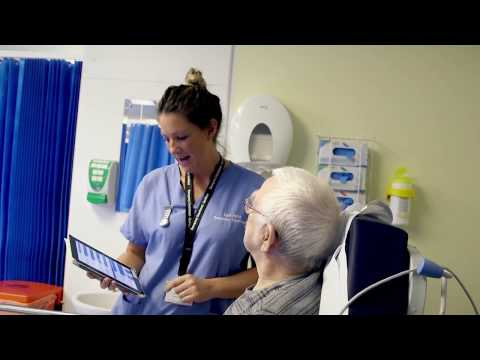 Plymouth Hospitals NHS Trust foster mobile healthcare services