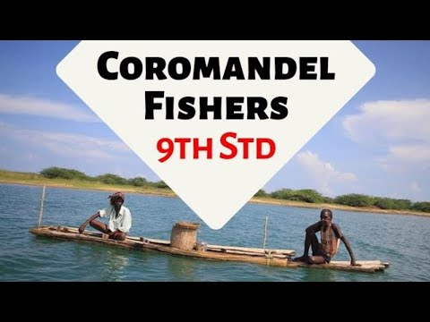 Coromandel Fishers 9th Class Poem Explanation In Marathi