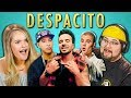 ADULTS REACT TO DESPACITO Luis Fonsi Ft Daddy Yankee Justin Bieber mp3