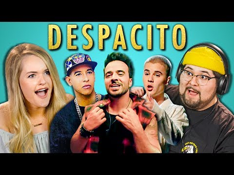 ADULTS REACT TO DESPACITO (Luis Fonsi, ft. Daddy Yankee, Justin Bieber) Mp3