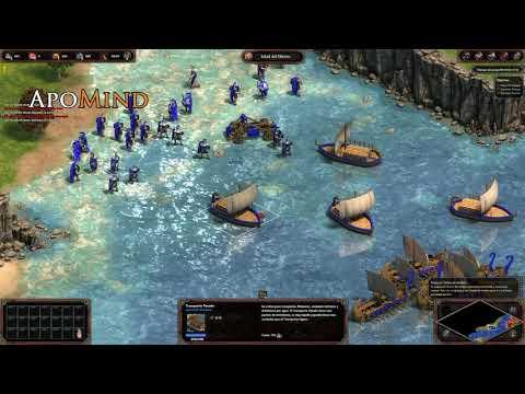 2. La invasión de Bretaña: Ave César [MÁXIMO] Age of Empires: Definitive Edition [AoEDE]