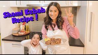 Easy Shami kebab | Instant Pot Recipe | Pakistani recipe | Farrah Zaur