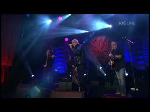 Shay Healy sings Whats Another Year | The Saturday Night Show | RTÉ One