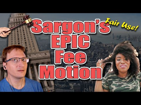 Sargon's EPIC Attorney's Fees Motion (from Akilah Hughes Case)