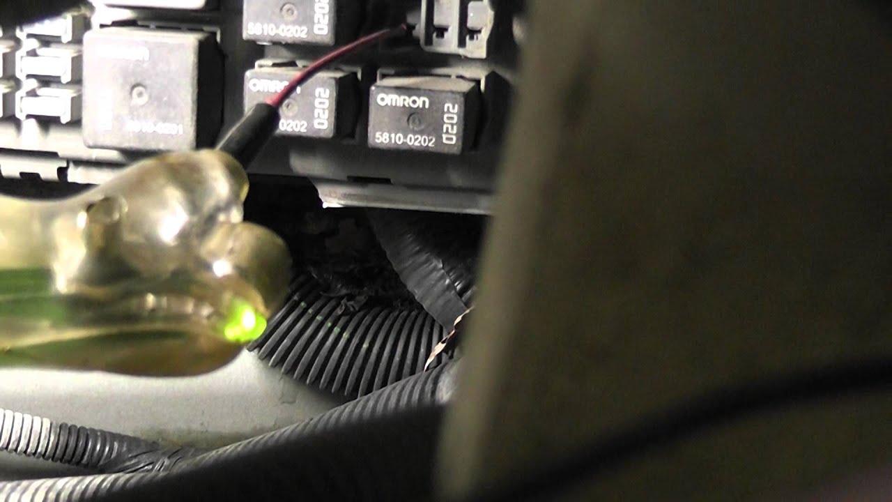 chevy van no start no fuel [ 1280 x 720 Pixel ]