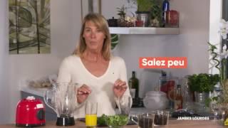 Nathalie Simon / 100% BIEN-ETRE - Jambes lourdes