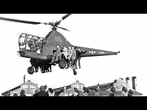 5 Unusal Helicopters That Are Real