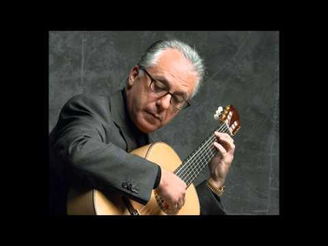Pepe Romero - Mozart: Rondo for Violin and Orchestra in C, K.373  (Guitar)