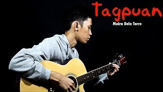 Tagpuan - Moira Dela Torre (Fingerstyle Guitar Cover) Free Tabs