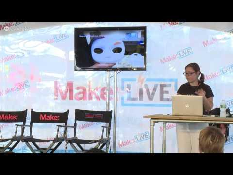 Make: Live Designing Friendly Robots: Looks Do Matter!