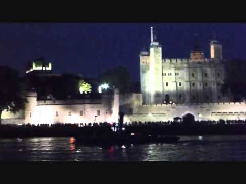 Thames Festival Ships Opera - General VIII