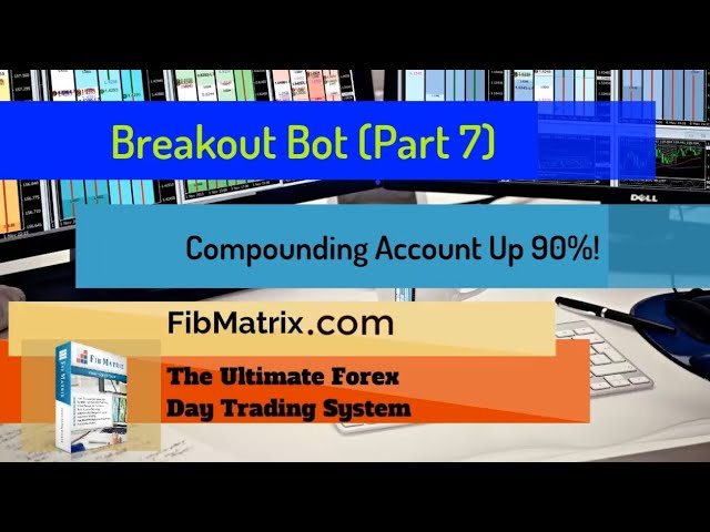 FibMatrix Breakout Bot (PART 7)  Performance Results – Fully Automated Forex Trading Software