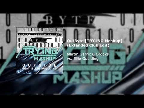 Byte Vs. Outside [TRY1NG Mashup] (Extended Club Edit)
