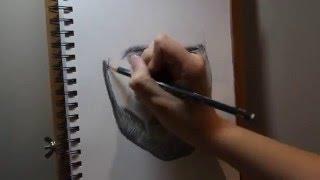 Speed Drawing: Tyler Hoechlin