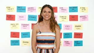 Broadway.com Role Call Starring Sutton Foster (YOUNGER, ANYTHING GOES, BUNHEADS, MILLIE)