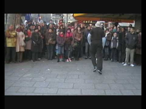 Show at st michel Paris - 2008