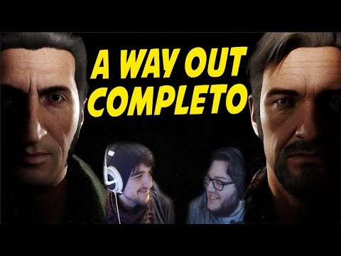 A WAY OUT | DIRECTO COMPLETO CON @GARMY87