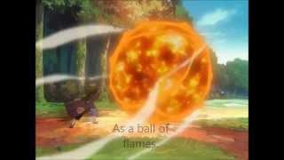 Fire Style: Fireball Jutsu - Naruto Hand Seals