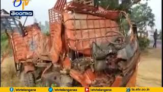 8 Dead, 11 Injured | in Road Accident | at Sambhal of Uttar Pradesh