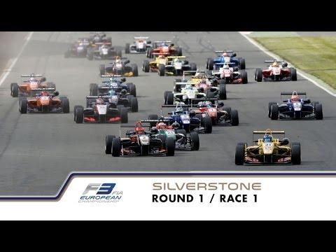 1st Race FIA F3 European Championship 2014