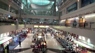 Dubai International Airport - DXB - ドバイ国際空港