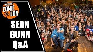 Sean Gunn Q&A