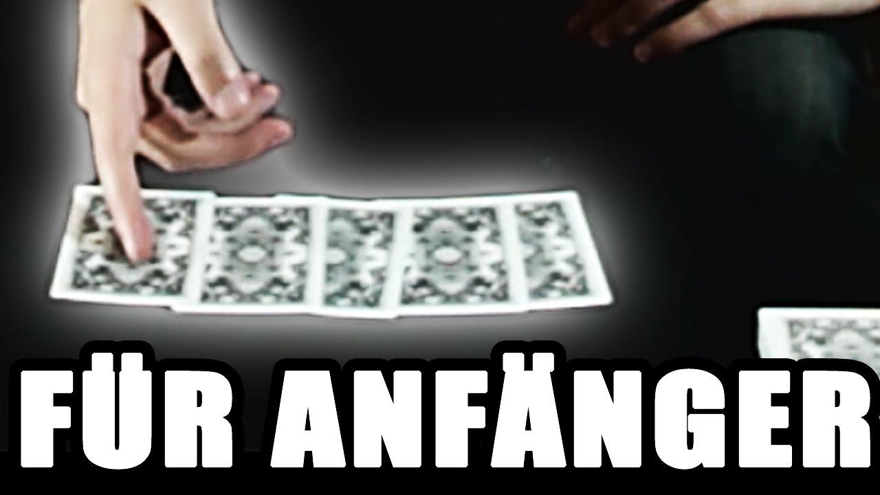 Kartentricks Anfänger