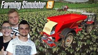 """Farming Simulator 19 MP """"od Zera do Farmera""""#35㋡ Nawozy i opryski oraz kupno nowego pola ! ✔ MST"""