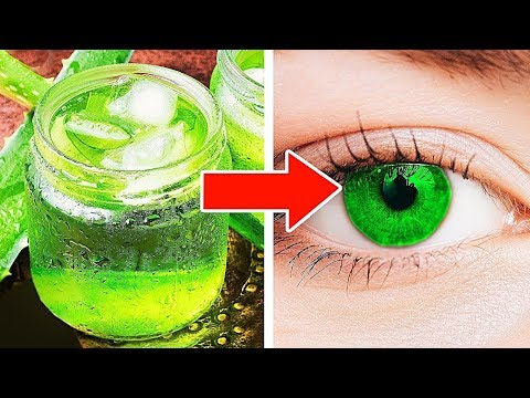 10 Способов Быстро Улучшить Зрение без Очков