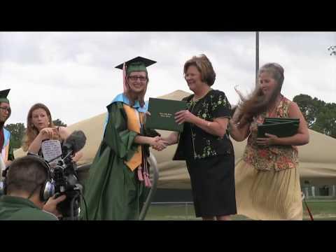 Lecanto High School Graduation 2017