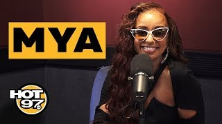 Mya On Drama During 'Girls Cruise' & Her Vegan Journey
