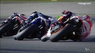Video MotoGP™ Aragon 2014 – Best slow motion download MP3, 3GP, MP4, WEBM, AVI, FLV Maret 2018