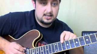 guitar lesson - how to play iron man - black sabbath - learn guitar- easy beginner guitar songs