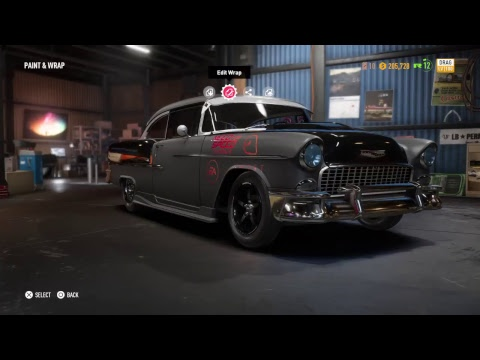 Need For Speed Payback Belair Wrap Youtube