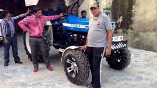 Ford 3600 tractor dhillon bye Jee mazara dinghrian walee 9815118914