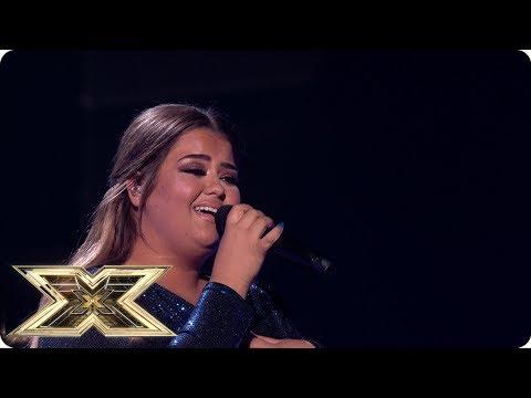 Scarlett Lee Sings Always On My Mind | Live Shows Week 2 | The X Factor UK 2018