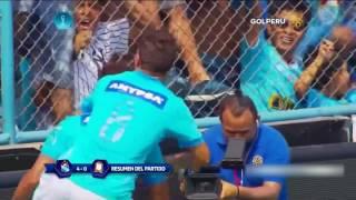 Cristal 4-0 Ayacucho (Torneo de Verano 2017) | El Portal Celeste