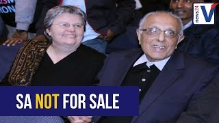 Former Minister of Public Enterprise, Barbara Hogan, says the country is not for sale